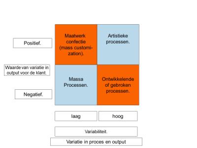 Variatie en proces