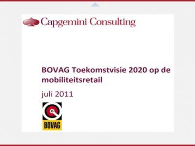 Scenario studie door Bovag en Capgemini Consulting