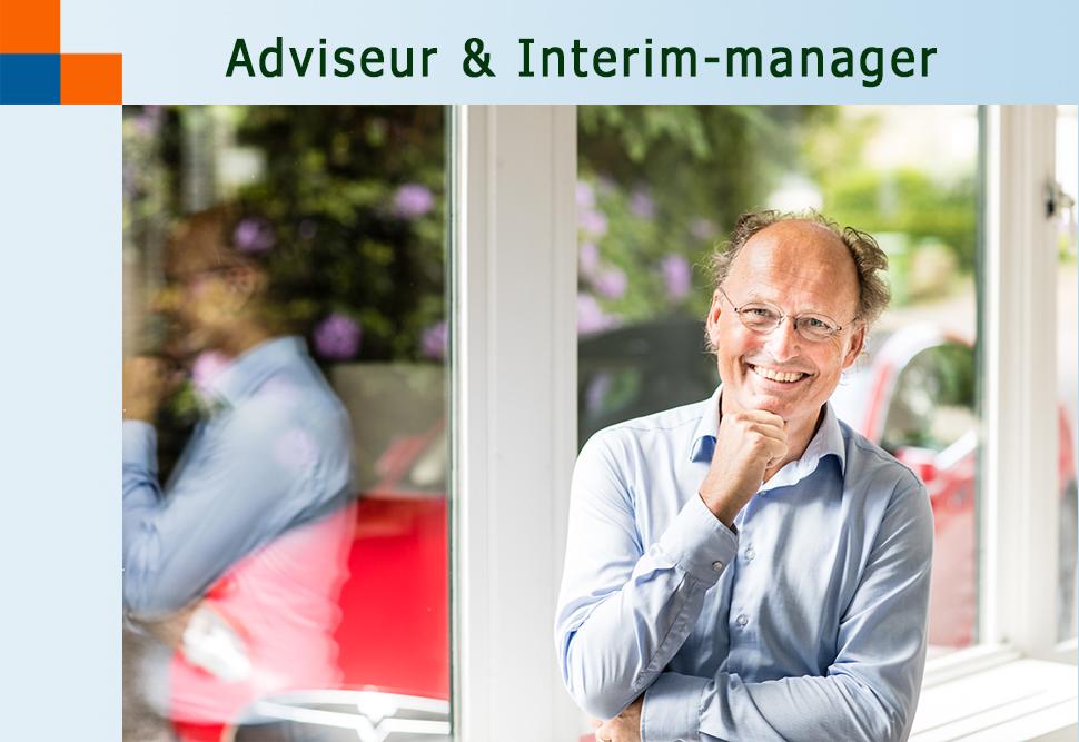 Hans Groenhuijsen: Adviseur & Interim-manager