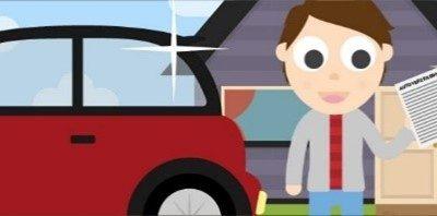 Autoschade ? perfect geregeld toch ?